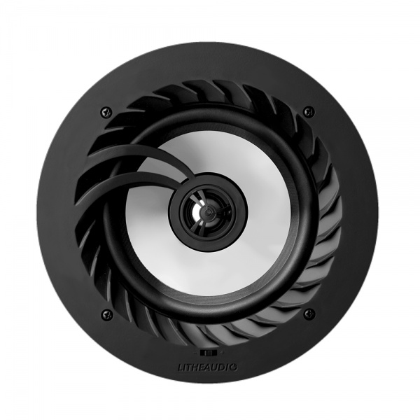 Lithe Audio 6.5'' 2-way Passive IP44 Ceiling Speaker (SINGLE)
